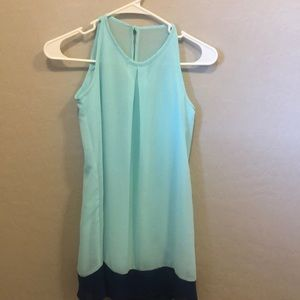 Other - COLOR BLOCK GIRLS DRESS